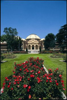 What Building Is Used As The Jeffersonian In Bones
