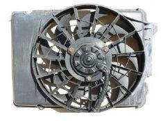 troubleshoot electric cooling fan