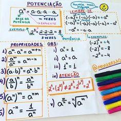 15.6 mil seguidores, 620 seguindo, 1,948 publicações - Veja as fotos e vídeos do Instagram de Professor Rafa Jesus (@talembrando) I Hate Math, Math Tools, Learning Cards, Math Formulas, Study Organization, Bullet Journal School, School Study Tips, Study Planner, School Subjects
