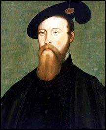 Thomas Seymour, brother of Queen Jane Seymour, final husband of Queen Katherine Parr