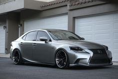 Lexus IS350 F-Sport Stance SF01  Rotary Forged