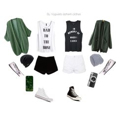 Slytherin Twins by hogwarts-slytherin-clothes on Polyvore featuring polyvore…