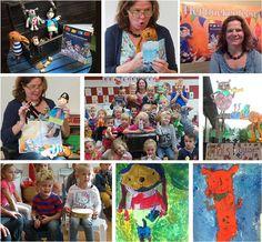 Kinderboekenweek Boekenfeest Mats en Guusje