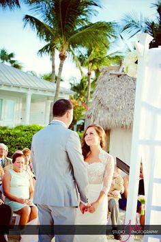 Sunset Key Wedding, Key West, Florida Wedding Photography by Studio Julie Photography www.StudioJulie.com