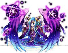 冥紫の闇女神マディア