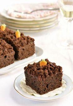 Candy's: Húsvéti (répaföld) brownie