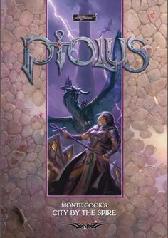 [Let's Read] Ptolus: Monte Cook's City by the Spire