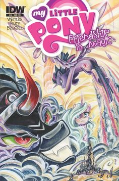 My Little Pony Friendship Is Magic (2012) Issue #36
