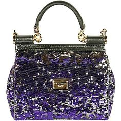 Dolce & Gabbana by Color My World purple   The House of Beccaria