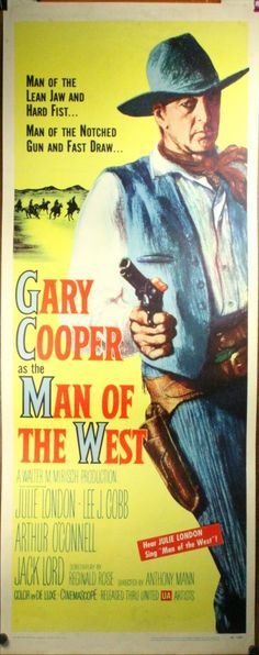 Man of the West - Anthony Mann - 1958