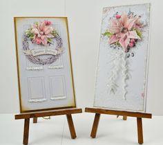 Wendy Carr Designs Christmas Cards, Decorative Boxes, Workshop, Fairy, Clip Art, Design, Home Decor, Christmas Greetings Cards, Homemade Home Decor