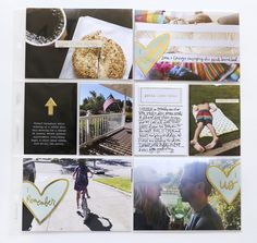 Those of you who are part of my Story Subscription saw a couple projects from me in this month's classroom (Lost + F...