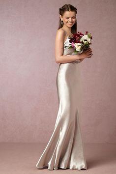BHLDN Sylvana Dress in  Bridesmaids Bridesmaid Dresses at BHLDN