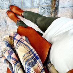 """""""I finally found the perfect pair of cognac ankle boots  Plus a blanket scarf that's not really the size of a blanket (and only $20!) Shop my #outfit via email with @liketoknow.it [ www.liketk.it/1MFNI ] #liketkit"""" Photo taken by @mrscasual on Instagram, pinned via the InstaPin iOS App! http://www.instapinapp.com (09/29/2015)"""