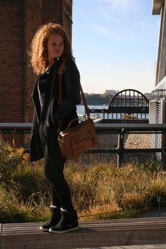 NEW YORK PHOTOSHOOT - O MY BAG