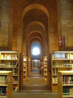 Adaptació del Dipósit de les Aigües - Biblioteca Universitat Pompeu Fabra…