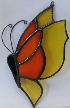 Butterfly by Kickass Stained Glass