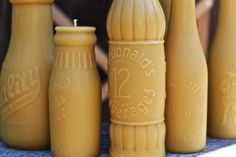 Beautiful 100% Pure Beeswax Candles www.circacandles.com
