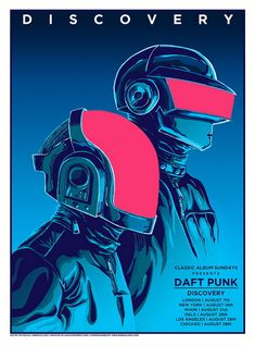 Punk And The Man Who Fell To Earth Posters by Tim Doyle Artist Edition Daft Punk And The Man Who Fell To Earth Posters by Tim Doyle Artist EditionDaft Punk And The Man Who Fell To Earth Posters by Tim Doyle Artist Edition Arte Punk, Punk Art, Rock Posters, Band Posters, Daft Punk Albums, Daft Punk Poster, Earth Poster, Music Artwork, Art Music
