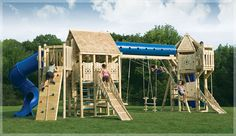 """Visit our site for more relevant information on """"playground backyard"""". It is an excellent area to get more information. Diy Playground, Swing Set Plans, Swing Sets, Backyard For Kids, Diy For Kids, Kids Outdoor Play Equipment, Playset Diy, Kid Friendly Backyard, Jungle Gym"""