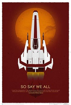 Battlestar Galactica So Say We All