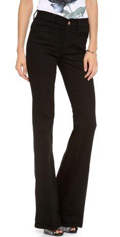 MiH Marrakesh Kick Flare Jeans   SHOPBOP