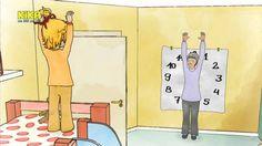 Meine Freundin Conni - Conni lernt die Uhrzeit Vocabulary Games, Grammar And Vocabulary, Learning Centers, Kids Learning, German Resources, Jokes Videos, German Language Learning, Learn German, 1st Grade Math