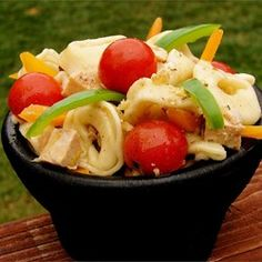 Charlotte's Tortellini Salad - Allrecipes.com