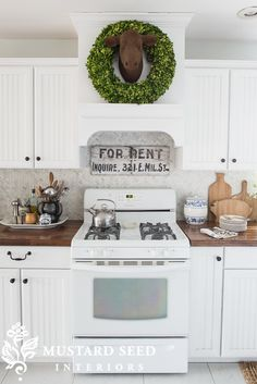Design Ideas for Little Counter Space - Organizing a Small Kitchen