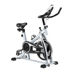 588c2f9e12f Home Office Indoor Bicycle Healthy Trainer Exercise Cycle Sports Bike with  LCD Screen Display for Workout