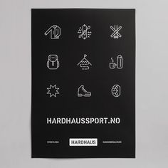 Hardhaus / Heydays | Design Graphique