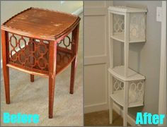 repurposed furniture | Repurposed Furniture for your Bathroom | For the Home Furniture Making, Old Furniture, Furniture Design, Furniture Projects, Furniture Makeover, Repurposed Furniture, Deco Furniture, Urban Furniture, Street Furniture