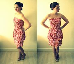 Charity Shop Chic Tutorial blog
