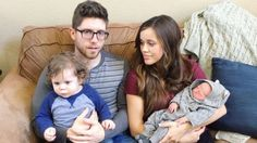 Good news: you can resume your hobbies. Jessa Seewald and her husband finally named their week-old second-born son. Dugger Family, 19 Kids And Counting, Reality Tv Shows, Expecting Baby, Second Baby, Celebrity Couples, Baby Names, Baby Boy, Parenting