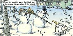 Schneemann Witz Weihnachten