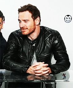 Platonic Times With Michael Fassbender
