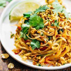 mangiare sano e cucina thai