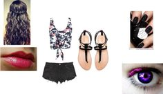 """""""summer day"""" by bibi-184 on Polyvore"""