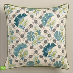 Pillow #embroidery