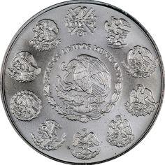 2007 Mexico Silver Libertad 1oz