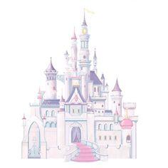 Cinderella Castle Silhouette | Cinderella Castle Silhouette