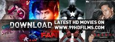 Latest Bollywood HD Movies and Hollywood Movies Download Free Here. 99hdfilms.com Provide You Latest HD Movies For Torrent Download.