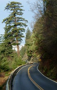 Chuckanut Drive, Bellingham WA  Breath taking views of the bay on this winding road between Bellingham and Burlington