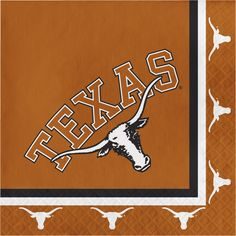 Univ of Texas Austin 2 Ply Lunch Napkins/Case of 240 Tags: University of Texas Austin; Lunch Napkins; Collegiate; University of Texas Austin Lunch Napkins;University of Texas Austin party tableware; https://www.ktsupply.com/products/32786326069/Univ-of-Texas-Austin-2-Ply-Lunch-NapkinsCase-of-240.html