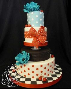 Cake Wrecks - Home - Sunday Sweets: Rockin' Rockabilly