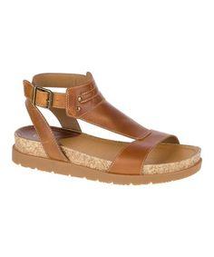 09f65c0360 CAT Footwear Artisan s Gold Mystic Leather Sandal - Women