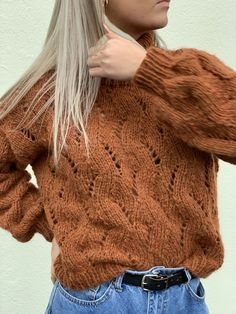 Hermine Genser Clothing Ideas, Rattan, Men Sweater, Pullover, Knitting, Sewing, Sweaters, Diy, Clothes