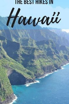 Traveling to Hawaii? Get inspired for your trip with this list of the best hikes in Hawaii! #Hiking #Hawaii #USA #Travel #Hike #Maui #Kauai #Oahu Hawaii Travel, Travel Usa, Hawaii Usa, Maui Hawaii, Italy Travel, Hiking Spots, Hiking Tips, Hiking Usa, Backpacking Tips