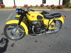 1973 Pannonia 250cc T5 with Duna sidecar Sold for US$ 9,775 (£8,020) inc. premium