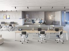 New release from Actiu - offering extensive customisation options and features - in Actiu signature fabric ranges